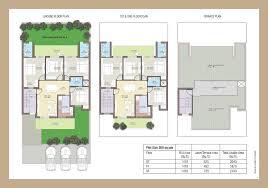 floor plan park 81 faridabad anupam properties independent