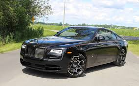2017 rolls royce wraith black badge new era roller review