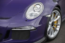 light purple porsche 2016 porsche 911 gt3 rs first drive review motor trend