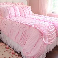 Ruched Bedding Ruffle Bedding