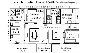 Floor Plans With Furniture Design Station Beautiful Home Designs
