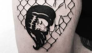 photo collection black ink tattoos on