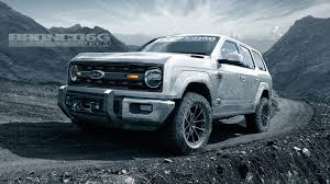 jeep ford 2020 ford bronco rendered as jeep wrangler fighter 1 images 2020