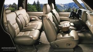 Chevrolet Suburban Interior Dimensions Chevrolet Tahoe 5 Doors Specs 1991 1992 1993 1994 1995 1996