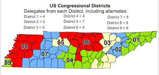 State Map Of Tennessee by Tennessee Democratic Party Announces Workshops On Becoming A