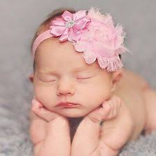 band baby baby headbands flower crochet pastel ebay