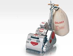 galaxy floor sanding machines