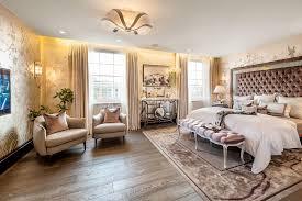 bedroom royal pattern wall sfdark