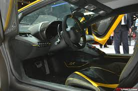 lamborghini inside lamborghini aventador sv 5 review car 2015 2016 review car