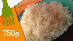comment cuire le riz basmati 750 grammes