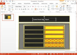 jeopardy game templates for powerpoint