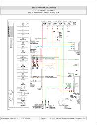 1996 chevy s10 wiper wiring diagram wiring diagram simonand