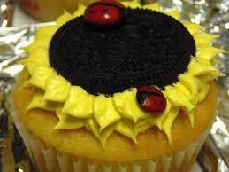 Ladybug Themed Baby Shower Cakes - sunflower ladybug baby shower cakecentral com