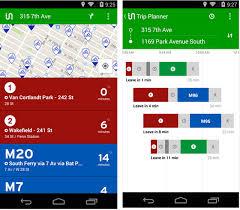 android bike app transit app 3 0 for android brings overhauled homescreen bike