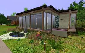 mod the sims the still abandoned glass house