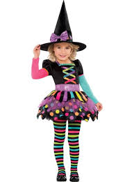Witch Costume Halloween Toddler Girls Matched Witch Costume Party надо