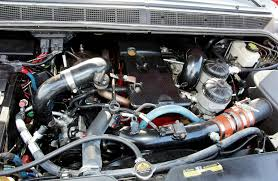 nissan titan engine life behind the wheel of the diesel nissan titan and frontier photo