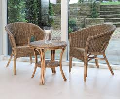 furniture rattan bistro set dining sets indoor cane furniture our