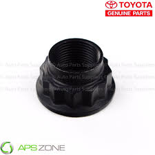 ebay motors lexus ct200h genuine toyota lexus axle driver shaft nut oem 90177 22001 90080