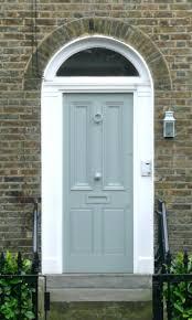 front doors front door ideas door design a ghost front door in