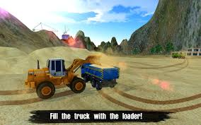 dump truck loader u0026 dump truck hill sim android apps on google play