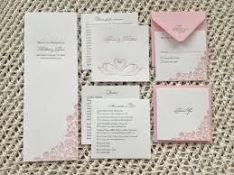 wedding invitations dublin farrell and custom stationery