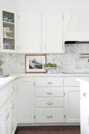 how to cut tile around cabinets 18 subway tile backsplash ideas that are totally timeless