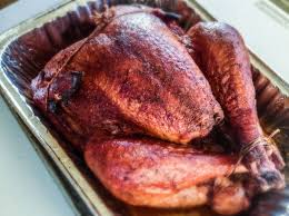 thanksgiving smoked turkey recipe traeger smoked thanksgiving turkey with kc southern caboose