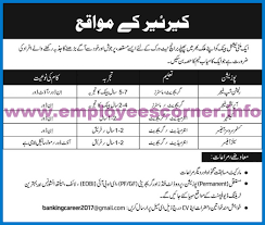 journalists jobs in pakistan airport security banking jobs in pakistan in a multinational bank for fresh