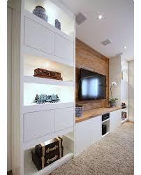 salas living room wall units salas de tv instainspire details amazing assimeuamo inspiração