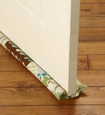 double sided door draft stopper http