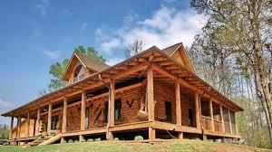 Ranch Style Log Home Floor Plans Wood Barn Style House Floor Plans U2014 House Style And Plans Simple