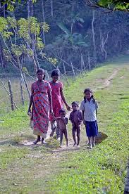 asiaphotostock tribal family wayanad