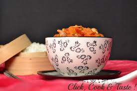 cuisiner indien korma végétarien aux petits légumes indien click cook and taste