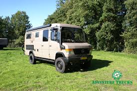 mercedes 4x4 trucks adventure truck mercedes vario 814da 4x4 sold