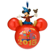 your wdw store disney ornament 2015 mickey mouse