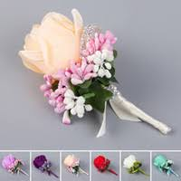 silk corsages wholesale silk corsages buy cheap silk corsages from