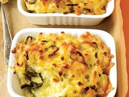 leek mac and cheese recipe grace parisi food wine