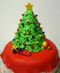 collection christmas tree cake decorations pictures home design
