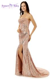 Pink And Gold Prom Dress Dress Images
