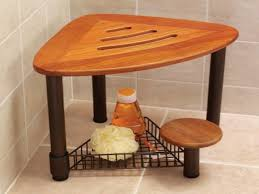 Bathroom Stools Teak Bathroom Stools Teak Shower Bench Teak Wood Shower Corner
