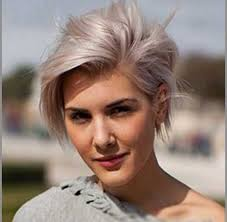 trendy grey hair some best hair color ideas for short hair straightlacefrontwigs
