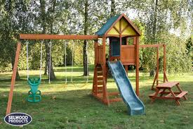 newark climbing frame with slide monkey bars and picnic table