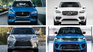 types of jeeps 2016 top 10 best suv 2016 youtube