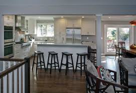 raised ranch kitchen ideas rye ny project transitional kitchen york by east hill