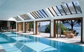 piscine en verre solarlux véranda piscine baies vitrées coulissantes u2013 portes