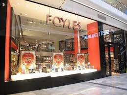 in pictures foyles opens westfield stratford city store photo