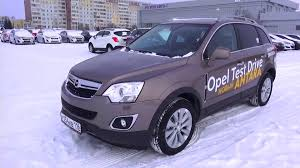 opel suv 2014 opel antara cosmo 2 2 cdti 4x4 start up engine and in