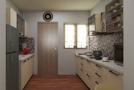 amazing two wall kitchen design 44 on kitchen design ideas with