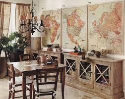 Vintage Map Wallpaper by Vintage Map Decor Def Doing This And Marking All The Places I